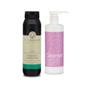 Curly Girl Cleanser and Co-Wash Pack