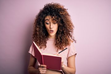 Curly hair dictionary