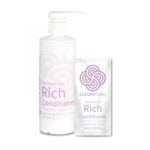 Clever Curl Fragrance Free Rich Conditioner